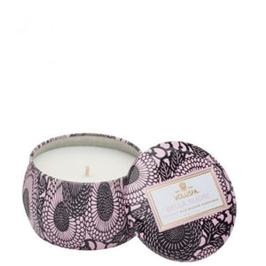 VOLUSPA - Bella Sucre Petite Decorative Tin Candle