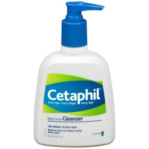 Cetaphil Daily Facial Cleanser (1 Pack)