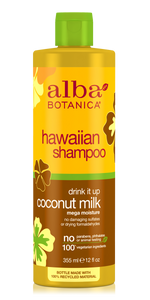 Hawaiian shampoo coconut milk 12 fL oz