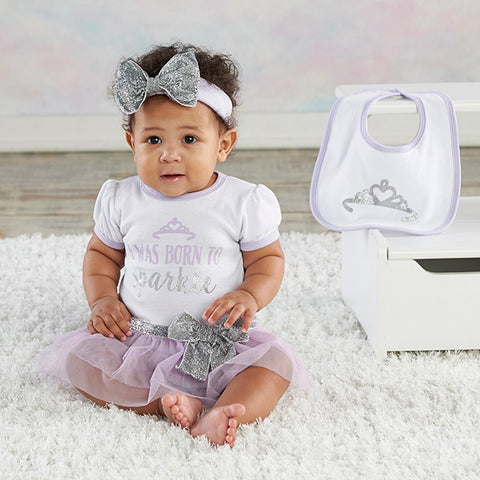 Born to Sparkle 3-Piece Gift Set