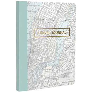 Never Stop Exploring Soft Cover Journal
