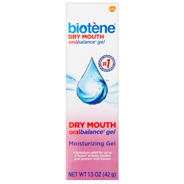 Biotene Oralbalance Dry Mouth Moisturizer Gel 1.50 oz (1 Pack)
