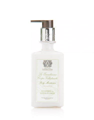 ANTICA FARMACISTA -10 OZ BODY MOISTURIZER CUCUMBER & LOTUS FLOWER