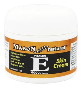 Mason  Vitamin E Skin Cream 6000 IU - 2 oz.