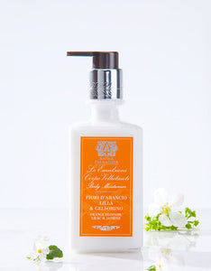 ANTICA FARMACISTA - 10OZ BODY MOISTURIZER ORANGE BLOSSOM, LILAC & JASMINE