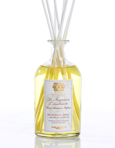ANTICA FARMACISTA - 250ML DIFFUSER POMEGRANATE, CURRANT & BLOOD ORANGE