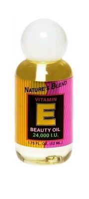 Nature's Blend Vitamin E 24000IU Oil, 1.75oz