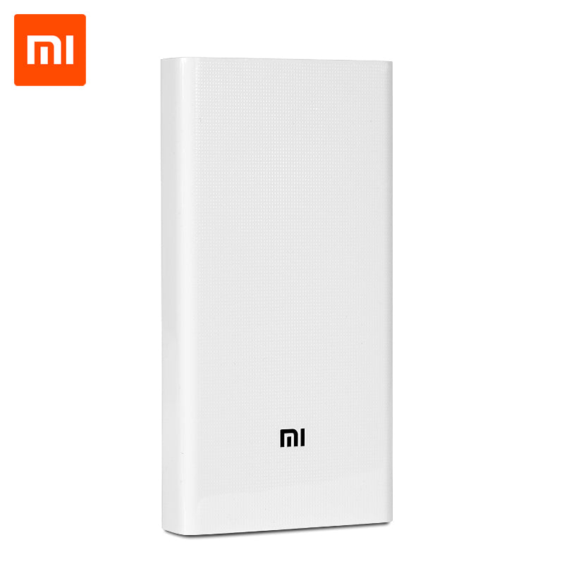 Xiaomi Power Bank 2c 20.000mah 2nd Gen Qc 3.0 Bidireccional