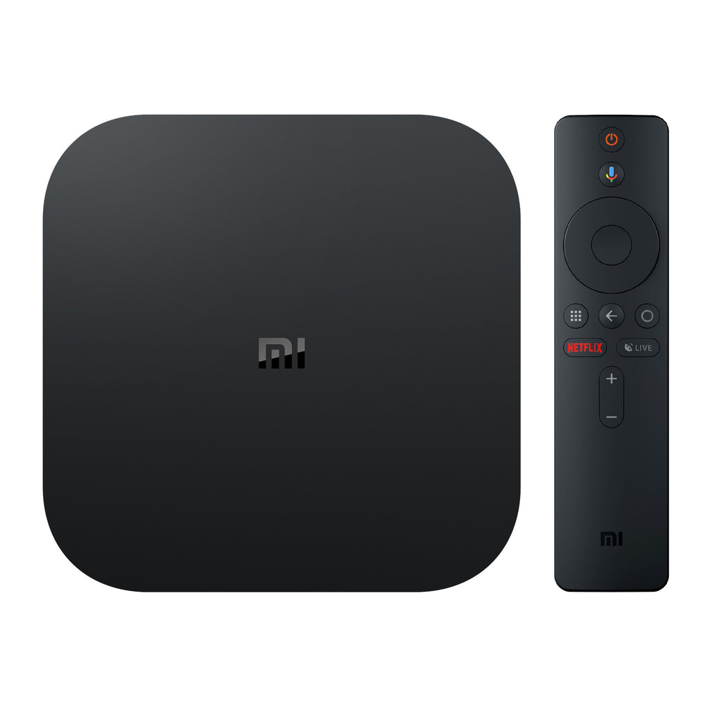Xiaomi Mi Box Tv 4 ó S Android 8.1 Oreo Quad Core 4k Wifi 2gb/8gb
