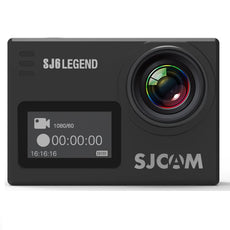 Cámara Sjcam Sj6 Legend Original Sumergible 4K Sony 16MP