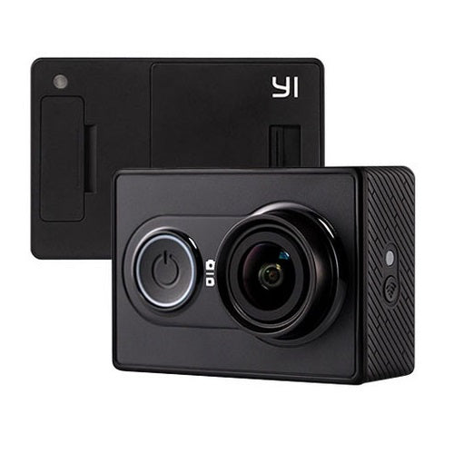Cámara Xiaomi Yi Internacional 2k Action Cam Wifi Bluetooth 16MP