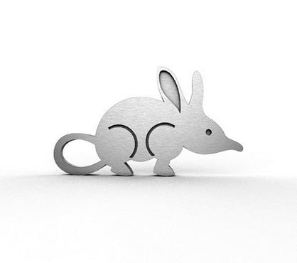 Bilby Lapel-Pin - Allegria Designs