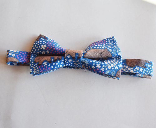 Bow Tie  Wombat Royal Unique Limited Edition By Rocklilywombats