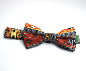 Bow Tie Merry Dreaming in one  Unique Limited Edition By Rocklilywombats
