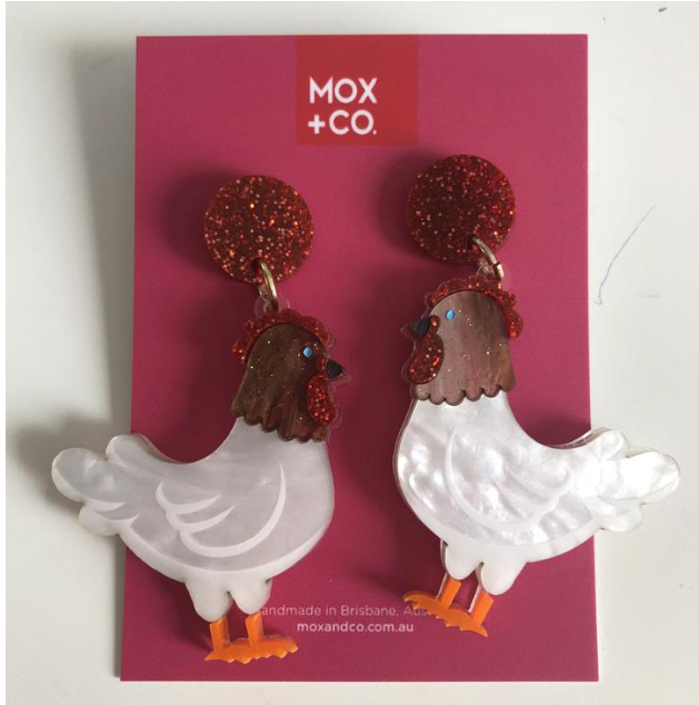 Chicken Dangles  by Mox + co