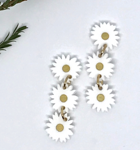 Daisy Chain  Dangles  by Mox + co