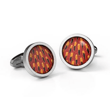Load image into Gallery viewer, Echidna spine cufflinks alegria rocklilywombats