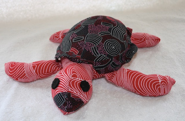 Eric  Sea Turtle toy ready for soft release to loveing home suitable under 3 yrs