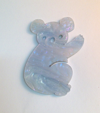 Load image into Gallery viewer, Heavenly  Koala Brooch By Dianna