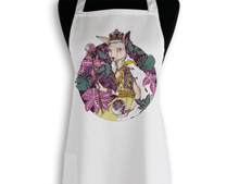 Load image into Gallery viewer, Kangaroo apron 2 rocklilywombats