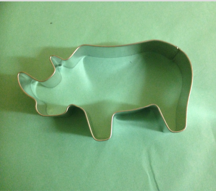 Rino  Cookie Cutter