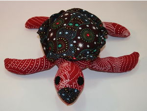 River Sea Turtle toy ready for soft release to loveing home suitable under 3 yrs