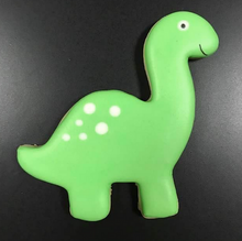 Load image into Gallery viewer, Triceratops Dinosaur  Cookie Cutter