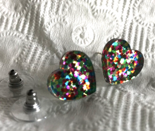 Load image into Gallery viewer, 37 different stud Earrings  by Rocklilywombats