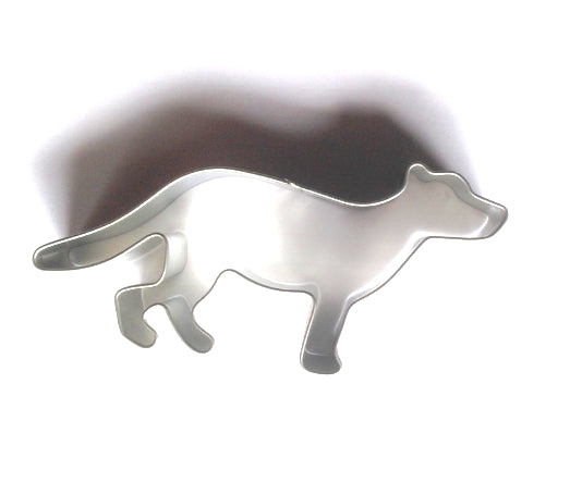 Tasmanain Tiger Thylacine  Cookie Cutter Made in Australia