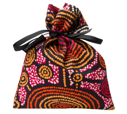 Teddy Gibson Aboriginal design Gift Bag, made in Australia