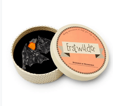 Load image into Gallery viewer, The Mega Bat Erstwilder Brooch rocklilywombats p