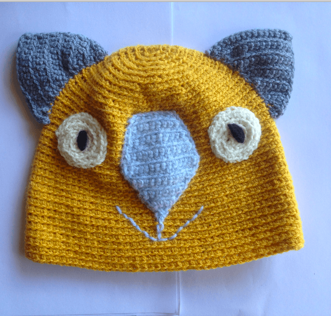 XL wombat koala drop bear hat rocklilywombats honey