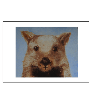 Spud the Bare-nosed Wombat. No S1