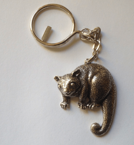 possum key ring rocklilywombats.jpg