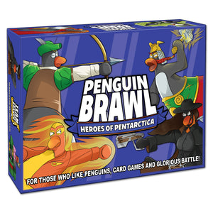 Penguin Brawl: Heroes of Pentarctica