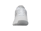 K-Swiss Ultrashot Womens Tennis Shoe (White/High Rise)