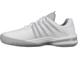 k swiss mens tennis shoes in white