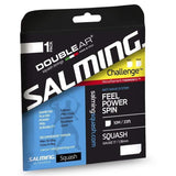 Salming Challenge Slick 17 Squash String (Red) - RacquetGuys
