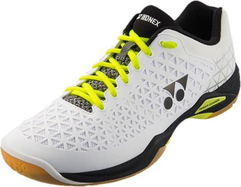 Yonex Power Cushion Eclipsion X Mens Indoor Court Shoe (White/Black)