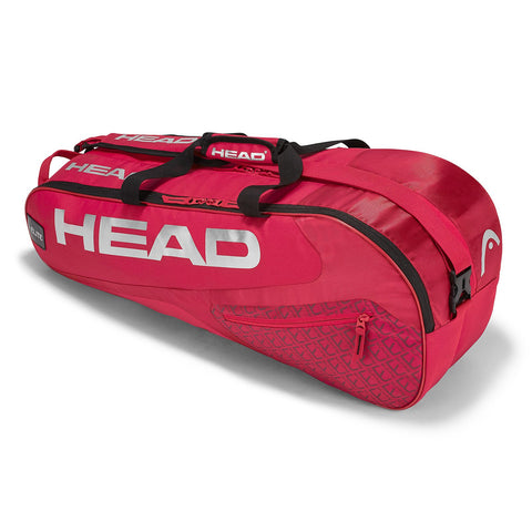 Head Elite Combi 6 Pack Racquet Bag
