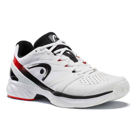 HEAD Sprint Pro 2.0 Men's Clay Tennis Shoe (White/Black)