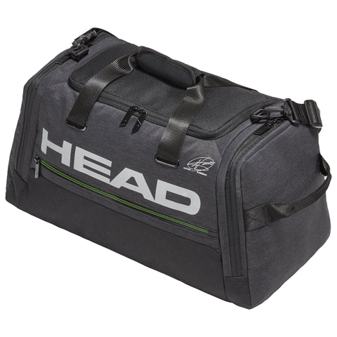 HEAD Djokovic Duffle Bag (Black)