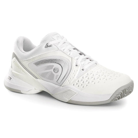 Head Revolt Pro Womens Tennis Shoe (White/Silver)