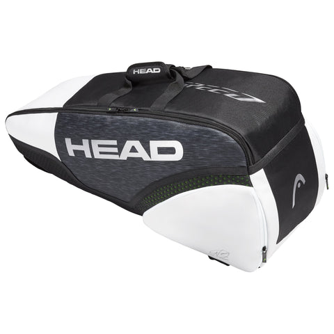 HEAD Djokovic Combi 6 Racquet Tennis Bag