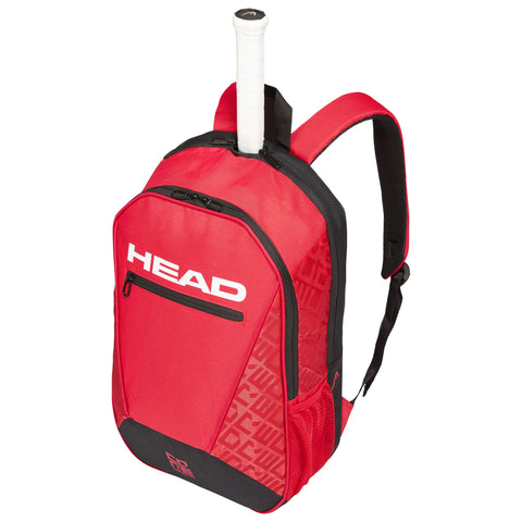 HEAD Core Racquet Backpack (Red/Black)