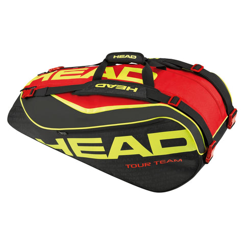 Head Extreme Supercombi 9 Pack Racquet Bag