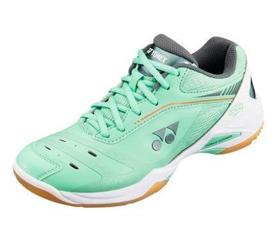 Yonex Power Cushion 65 X Womens Indoor Court Shoe (Mint)