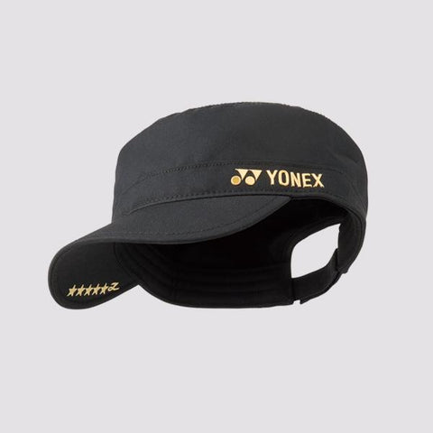 Yonex Lin Dan Exclusive Hat (Black) - RacquetGuys