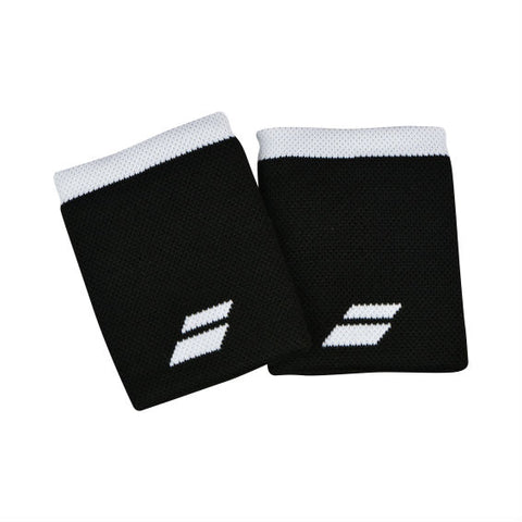 Babolat Jumbo Wristband black and white