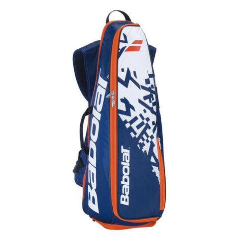 Babolat Backracq Racquet Bag (Navy/White) - RacquetGuys
